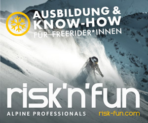risk'n'fun Freeride Camps 2020/21