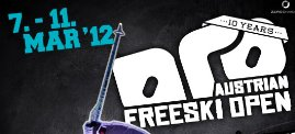 Review: Austrian Freeski Open 2012