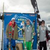 Review: Deutsche Freeski Meisterschaft 2012 - Rider: Podium Slopestyle Herren - Foto: Michael Doerfler