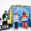 Review: Deutsche Freeski Meisterschaft 2012 - Rider: Podium Slopestyle Rookies - Foto: Michael Doerfler
