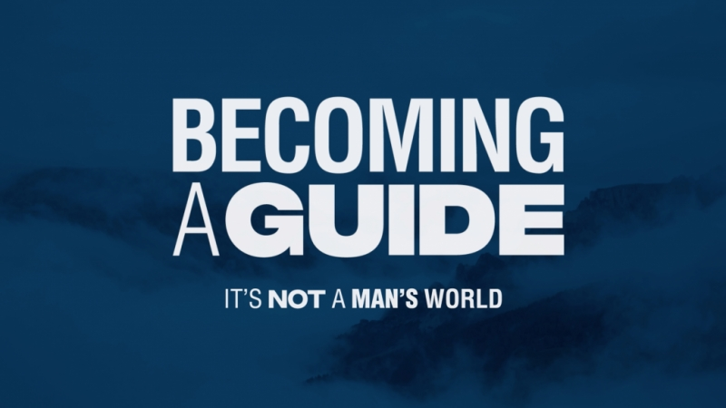 BECOMING A GUIDE #1