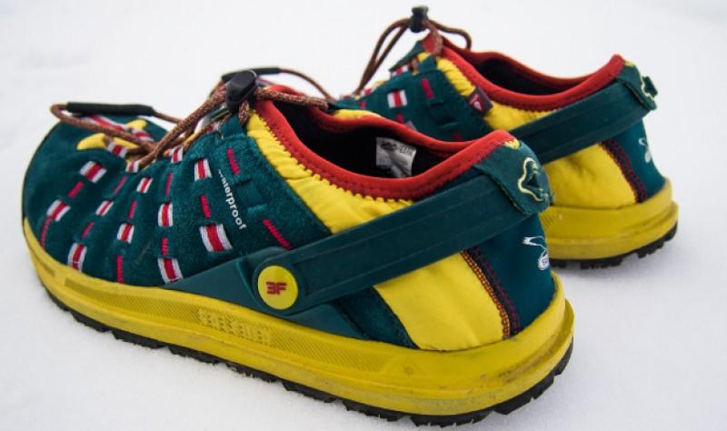 quality design 338f6 ca8a2 Produkttest: Salewa Capsico Insulated Schuhe