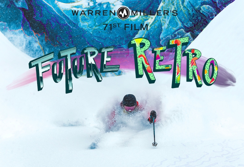 Warren Miller Future Retro Virtual Tour
