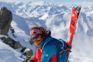 Alpinistin Caro North im Interview