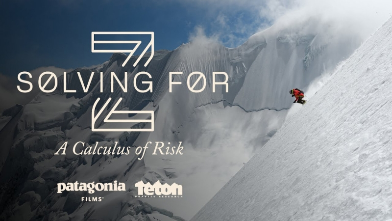 Patagonia's Solving for Z | A Calculus of Risk