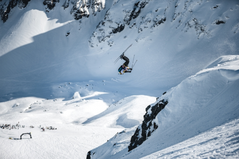 Open Faces Freeride Contests in vollem Gange