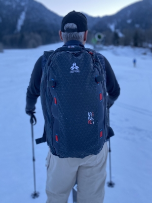 Im Test: Arva Reactor Ultralight 25L