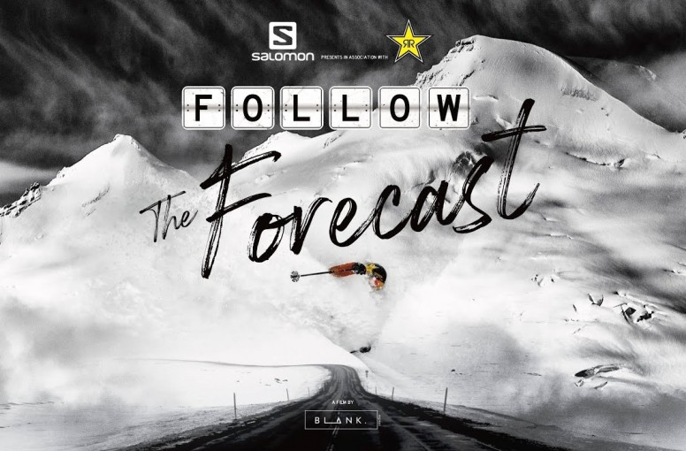 """Follow The Forecast"" by Blank Collective 