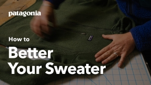 How to Better Your Sweater